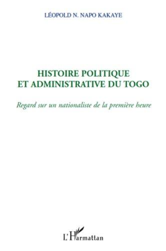 Histoire politique et administrative du ...