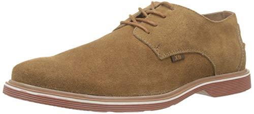 XTI 48745, Zapatos de Cordones Oxford para Hombre, Marrón Camel, 44 EU