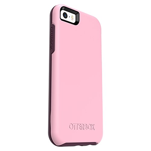 OtterBox Symmetry sturzsichere Schutzhülle für Apple iPhone 5/5S/SE Paris Blush, - Von Iphone 5 Amazon Otterbox