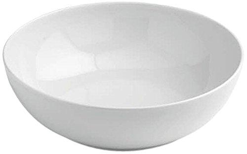 Tognana Essentia Saladier 30 cm Porcelaine Blanc cassé