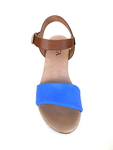 Sandalen SHOES ZETA ZETA Herren Herren SHOES Blau ZETA Sandalen Blau Sandalen SHOES Blau Herren ZETA ORwxAEt