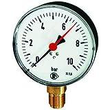Standardmanometer, Kunststoffgeh,...