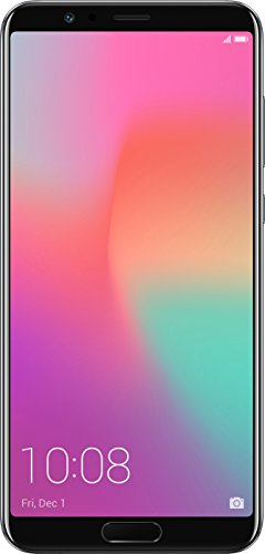 (Certified Refurbished) Huawei Honor View 10 (Midnight Black)