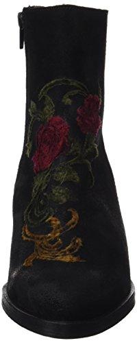 MTNG Jolie, Stivali Donna Nero (Serraje Negro)