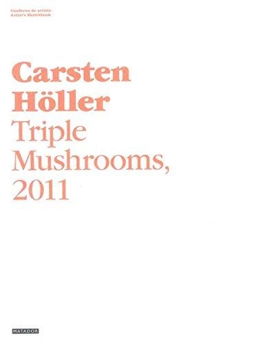 Cuaderno de Artista Matador Ñ: Carsten Höller (Cuadernos de Artista)