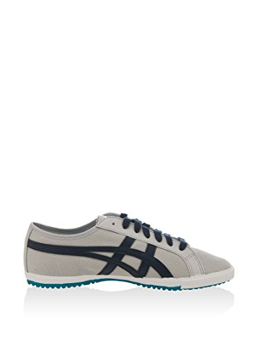 ASICS Retro Glide, Baskets Basses Adulte Mixte Gris