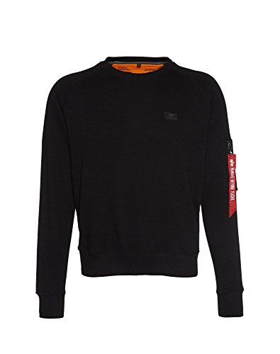 Alpha Industries Herren Sweatshirt Grün