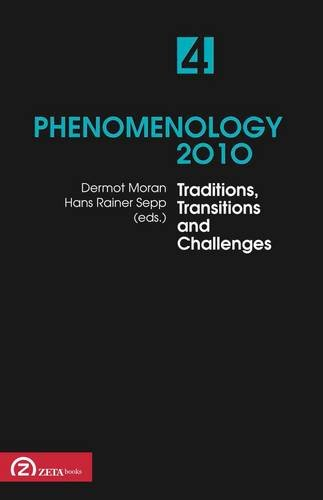 Phenomenology: Selected Essays from Northern Europe: Traditions, Transitions and Challenges: v. 4 par Dermot Moran