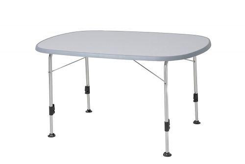 Umefa Tische Campingtisch Fantastic oval Grau, 39196