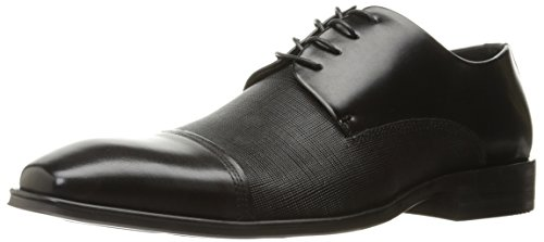 kenneth-cole-reaction-point-of-view-hombre-us-7-negro-zapato