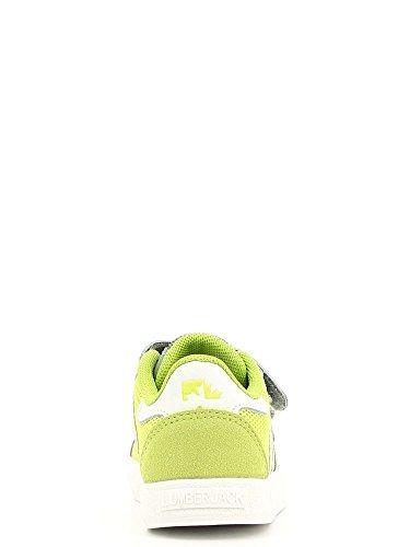 Lumberjack SB02205 005 N51 Sneakers Bambino Grigio