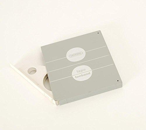 Grundig Tonband Archivbox für 18er Spulen