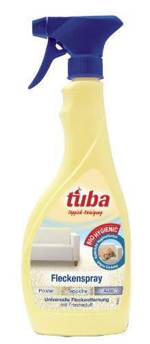 Tuba Flecken-Spray, 4er Pack (4 x 500 ml)