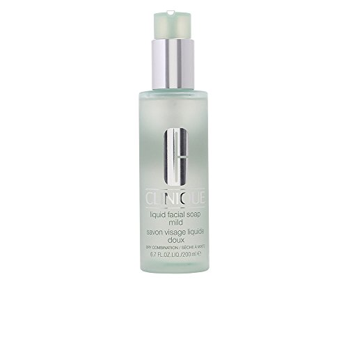 Clinique - Liquid Facial Soap Mild - Jabón facial para mujer - 200 ml