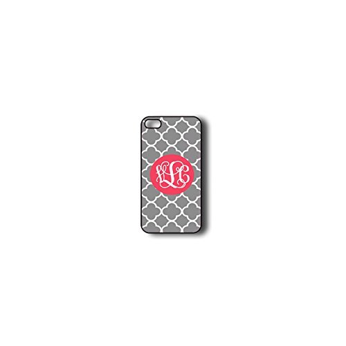Krezy Case Monogram iPhone 5s Case, cute design Monogram iPhone 5s Case, Monogram iPhone 5s Case, iPhone 5s Case Cover
