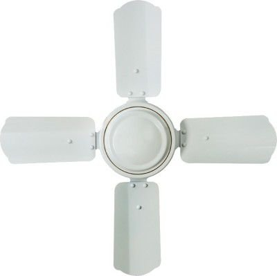 "Sameer Gati 24"" High Speed Ceiling Fan,White"