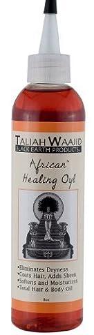 Taliah Waajid African Healing Oyl 8 oz. (Pack of 6) by Taliah