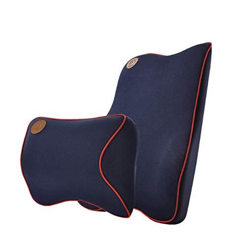 Soporte Lumbar Espalda Amortiguador & Reposacabezas