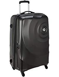 Skybags Mint 80 cms Polycarbonate Graphite Hardsided Check-in Luggage