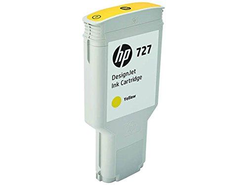 Preisvergleich Produktbild HP original - HP - Hewlett Packard DesignJet T 930 (727 / F9J78A) - Tintenpatrone gelb - 300ml
