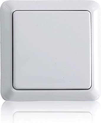 HOME EASY REMOTE CONTROL LIGHT SWITCH WIRELESS NEW WHITE