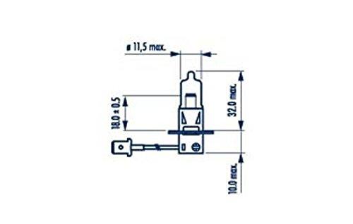NARVA 48321 Scheinwerferlampe H3 12V 55W PK22s - zuverlässig gebraucht kaufen  Wird an jeden Ort in Deutschland