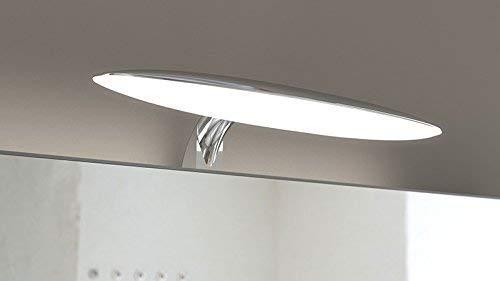 Solupa lampada applique led da specchio per bagno eos driver