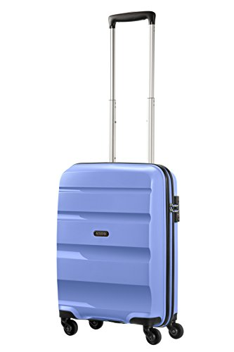 AMERICAN TOURISTER Bon Air - Spinner S Bagaglio a mano, 55 cm, 31.5 liters, Blu (Porcelain Blue)