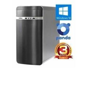 Phoenix Technologies CASIAI7-TR316W - Ordenador de sobremesa (Intel Core i7-6700, 8 GB de RAM, 1 TB de disco duro, Windows 10) gris