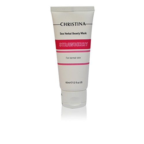 CHRISTINA Strawberry Herbal Beauty Mask Normal skin