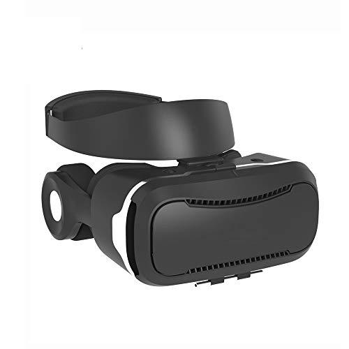Smart Glasses, Mirror Virtual Reality Glasses Werden mit Stereo Sound Headphones 3D Theatre VR geliefert