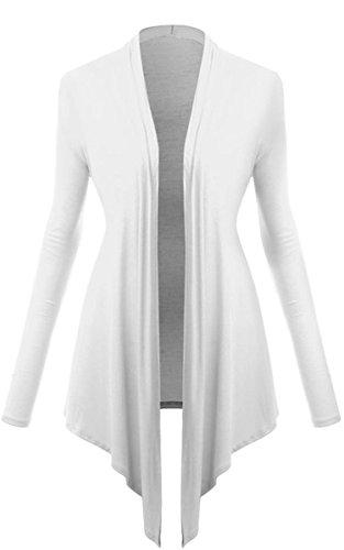 acevog-cardigan-bordo-irregolare-donna-1335-bianco-l