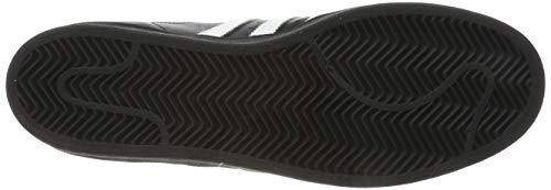 adidas Originals Superstar Foundation Herren Sneakers, Schwarz - 3