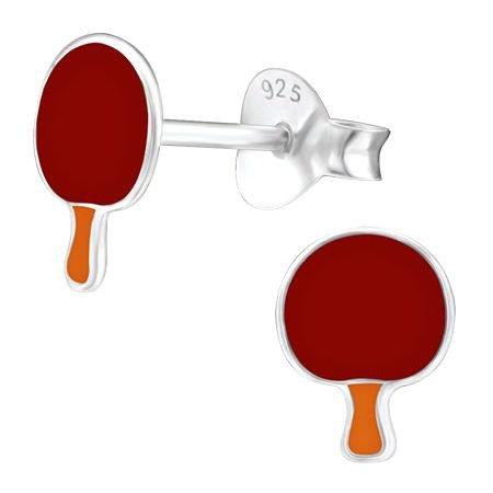 so-chic-bijoux-c-boucles-doreilles-raquette-ping-pong-email-orange-rouge-argent-925