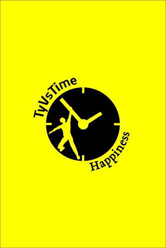 TyVsTime - Happiness: The Yellow Book (English Edition)