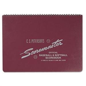 Rawlings Scoremaster Baseball & Softball Scorebook by Rawlings