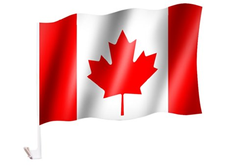 Autoflagge/Autofahne Kanada/Canada (Autofahne Kanada)
