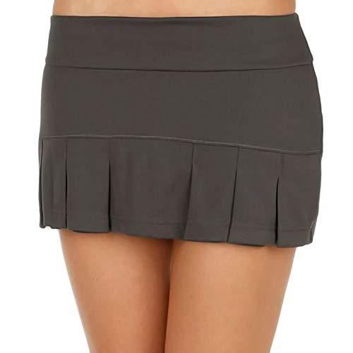 Babolat - Core Femmes Jupe de Tennis (Gris)