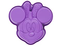 Idea Regalo - Disney - Stampo in Silicone a Forma di Minnie