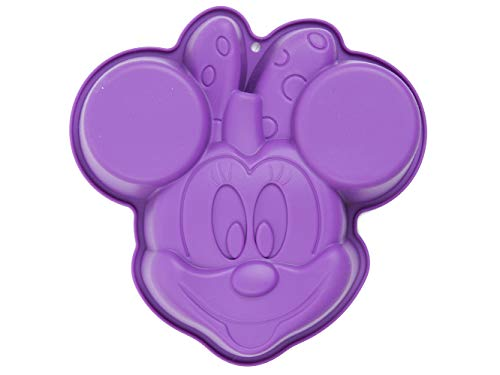 Disney Minnie Maus Silikon-Backform