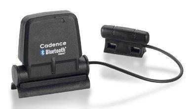 BLUETOOTH & ANT + CADENCE - SPEED Sensor für iPhone 4S / 5 / 5C / 5S / 6 / 6S / 6 plus / SE / 7 / 7S / 7 plus / 8 / X für App RUNTASTIC , WAHOO , STRAVA - Trittfrequenzsensor und Geschwindigkeitsmesser für ANT+ Produkte wie GARMIN , FALK , WAHOO , O-Synce , SUUNTO , SIGMA , PowerTap PowerCal , CAT Eye / Cateye , Mio Cyclo, Bryton Rider (Bike Cadence Sensor)