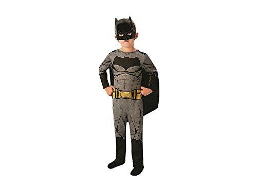 Costume Batman classico - dawn of justice 3/4 anni (98/104)