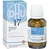 Biochemie Dhu 17 Manganum sulfuricum D 6 Tabletten 200 stk