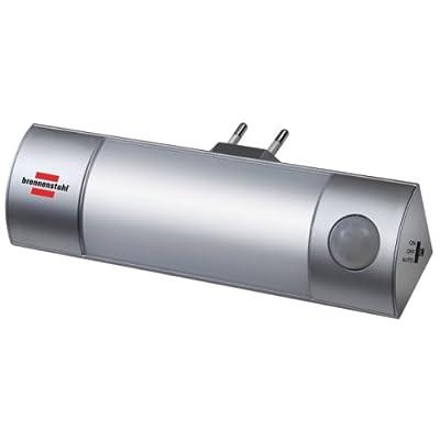 Brennenstuhl LED-Nachtlicht NL 9 mit Infrarot-Bewegungsmelder und Dämmerungssensor, 1507290 von Hugo Brennenstuhl GmbH & Co. KG bei Lampenhans.de
