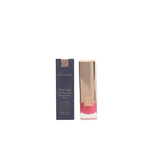 Pure Color Vivid Shine Lipstick Pink Riot (Matt Lippenstift Estee Lauder)