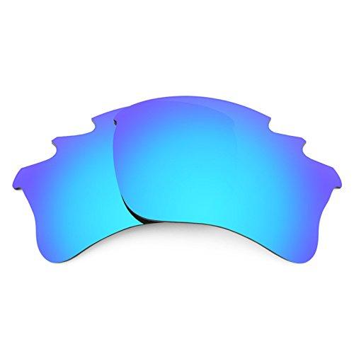Revant Ersatzlinsen für Oakley Flak Jacket XLJ Vented Eisblau MirrorShield®