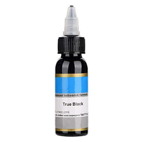 Tattoo-Tinte, 30 ml, Körperfarbe, Set für permanentes Make-up, Augenbrauen, Permanent Tinte