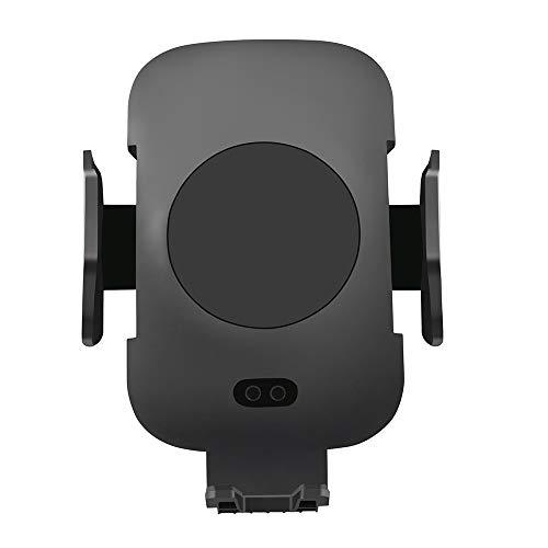 KKmoon Caricabatteria da Auto Wireless, Ricarica Automatica Wireless Qi 10W Automatica, Supporto per Telefono Air Vent, per iPhone X / 8/8 Plus Samsung Galaxy S9 / S9 Plus / Note8 / S8 S7 / S7 E