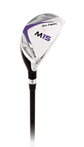 Ben-Sayers-Womens-M15-Right-Hand-Regular-Cart-Bag-Purple