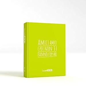 ScuolaZoo Agenda Diario Scolastico 2019 2020 con Meme divertentissimi e Tanti Adesivi, Disponibile in 6 Colori e 3 Dimensioni (Lime, Classic) 1 spesavip